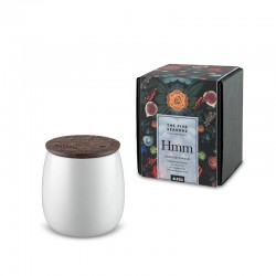 Small Scented Candle Hmm - The Five Seasons White - Alessi ALESSI ALESMW62S 3W