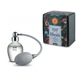 Room Spray Hmm - The Five Seasons Transparent And Silver - Alessi
