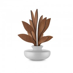 Leaf Fragrance Diffuser Ahhh - The Five Seasons White - Alessi