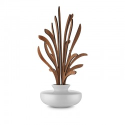 Leaf Fragrance Diffuser Grrr - The Five Seasons White - Alessi