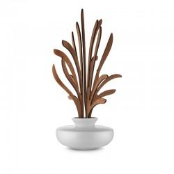 Leaf Fragrance Diffuser Grrr - The Five Seasons White - Alessi ALESSI ALESMW64 4SW