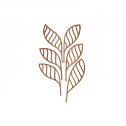 Fragrance Diffuser Leaves Shhh - The Five Seasons - Alessi