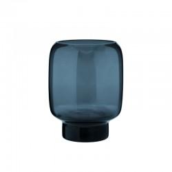 Florero 18cm - Hoop Azul Medianoche - Stelton