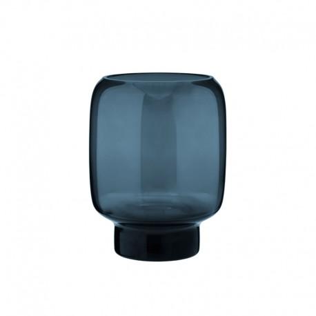 Florero 18cm - Hoop Azul Medianoche - Stelton STELTON STT621