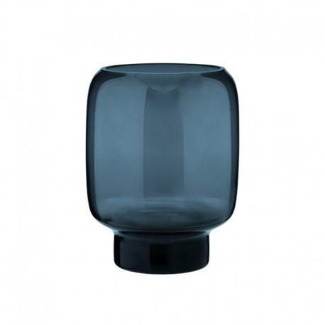 Florero 20cm - Hoop Azul Medianoche - Stelton STELTON STT622