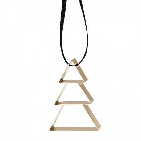 Ornamento Arbol Pequeño Dorado - Figura - Stelton STELTON STT10601