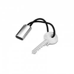 Pocket Keychain - I:cons Black - Stelton