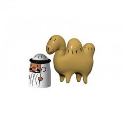 Figurines Amir & Camelus - Presepe - A Di Alessi