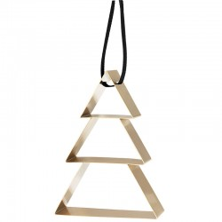 Tree Ornament Large Gold - Figura - Stelton