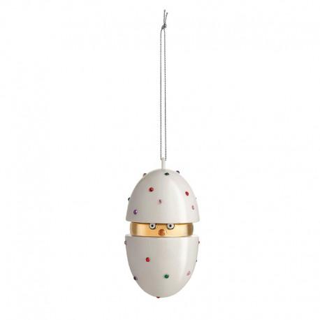 Ornamento Piacere, Pulcino il Grande - FaberJorì - Alessi ALESSI ALESMJ161