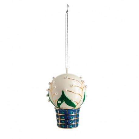 Ornamento Mughetti e Smeraldi - FaberJorì - Alessi ALESSI ALESMJ163