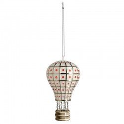 Ornament Mongolfiera Reale - FaberJorì - Alessi