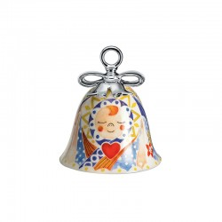 Bell Jesus - Holy Family - Alessi