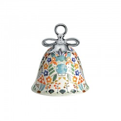 Bell Donkey - Holy Family - Alessi