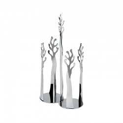 Paper Cup Holder - Mediterraneo Silver - Alessi