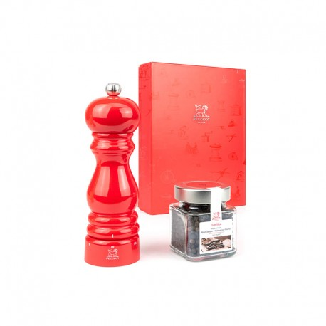 Coffret Hot Red With a Spicy Heart - Peugeot Saveurs PEUGEOT SAVEURS PG35792