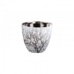 Lantern Twigs ø7,2cm - Xmas White And Silver - Asa Selection ASA SELECTION ASA10101427