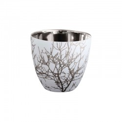 Lantern Twigs ø9cm - Xmas White And Silver - Asa Selection ASA SELECTION ASA10121427