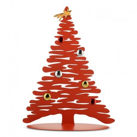 Árbol de Navidad 45cm - Bark for Christmas Rojo - Alessi ALESSI ALESBM06R