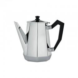 Coffee Pot 1lt - Ottagonale Silver - Alessi