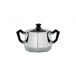 Sugar Bowl 300ml - Ottagonale Silver - Alessi