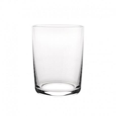 Set of 4 Glasses for White Wine - Glass Family Transparent - A Di Alessi | Set of 4 Glasses for White Wine - Glass Family Tra...