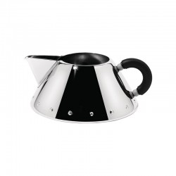 Creamer Black 200ml - 9096 - Alessi