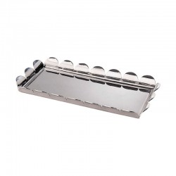 Rectangular Tray - Piccolo Recinto Steel - Alessi