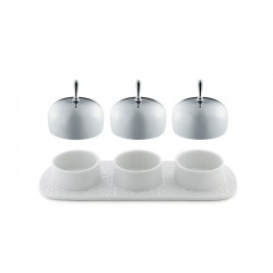 Jam Tray - Dressed White - Alessi