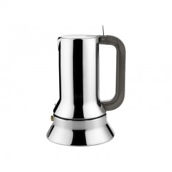 Espresso Coffee Maker 70ml - 9090 Steel - Alessi