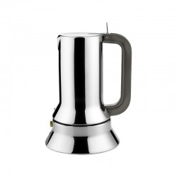 Espresso Coffee Maker 150ml - 9090 Steel - Alessi