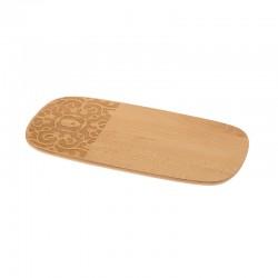 Tábua para Pequeno-Almoço - Dressed in Wood Castanho - Alessi | ALESSI