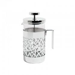 Cafetera a Filtro-Presión o Para Infusiones 720ml - Cactus! Acero - Alessi