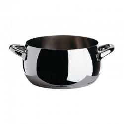 Casserole ø21cm - Mami Steel - Alessi