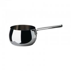 Saucepan ø14,5cm - Mami Steel - Alessi