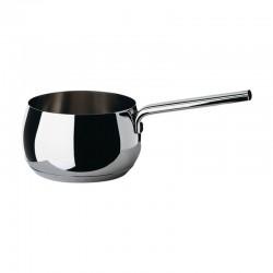 Saucepan ø17cm - Mami Steel - Alessi ALESSI ALESSG105/16