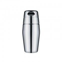 Cocktail Shaker 500ml - 870 Silver - Alessi | Cocktail Shaker 500ml - 870 Silver - Alessi