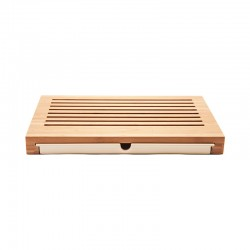 Bread Board - Sbriciola Wood - Alessi