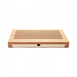 Bread Board - Sbriciola Wood - Alessi