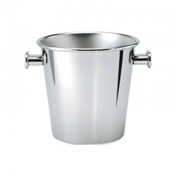 Wine Cooler 7lt - 5052 Silver - Alessi
