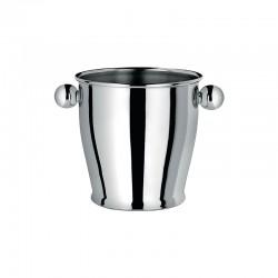 Ice Bucket - CA71 Silver - Alessi