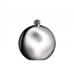Hip Flask Silver - Shot - Alessi