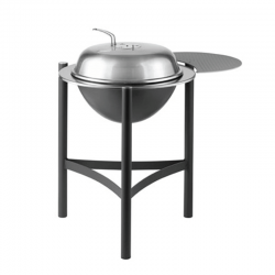 Barbacoa De Carbon Con Mesa 1900 - Dancook