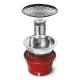 Portable Smokeless Grill Red - Grillerette - Food & Fun FOOD & FUN FFGRC3020