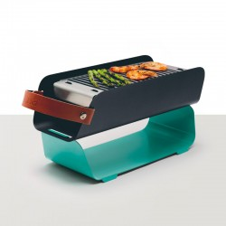 Portable Barbecue - Turquoise - Una Grill