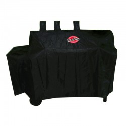 Cover For Duo Hybrid Barbecue Black - Chargriller