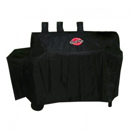 Cobertura para Barbecue Híbrido Duo Preto - Chargriller CHARGRILLER BAR8080