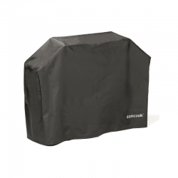 Cover for Barbecue 85x114x35cm Black - Dancook