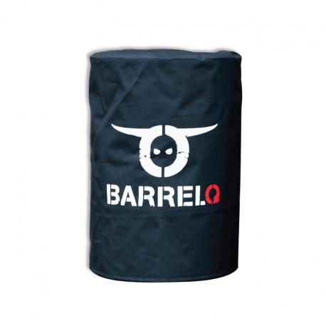 Cobertura Para Barbecue Grande Ø57Cm Preto - Barrelq BARRELQ FBQ-B