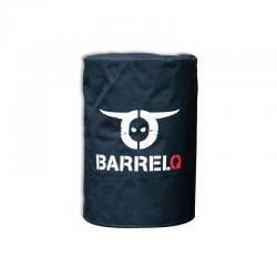 Small Cover For Barbecue Ø35Cm Black - Barrelq